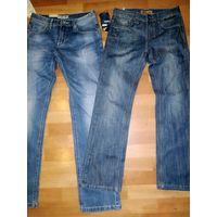 Новые джинсы для мальчика на рост 158-164