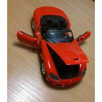 Модель Dodge Viper SRT - 10