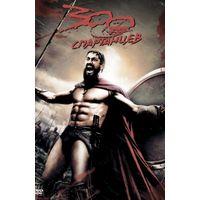 Фильмы: 300 спартанцев (Лицензия, DVD)