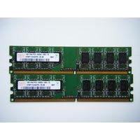 Оперативная память DDR-2  1-GB