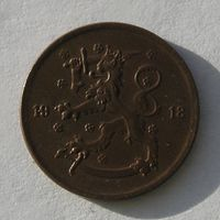 Финляндия, 5 Пенни 1918 (96)