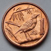 Каймановы острова, 1 цент 1999 г.