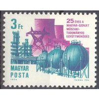 Венгрия промышленность