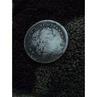СУВЕНИРНАЯ МОНЕТА 1804 ГОДА