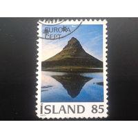 Исландия 1977 Европа