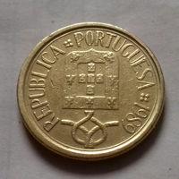 5 эскудо, Португалия 1989 г.