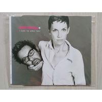EURYTHMICS I Saved The World Today (1999 CD single)