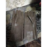 Перчатки резиновые военные