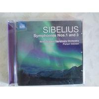 Sibelius - Symphonies Nos. 1 and 3
