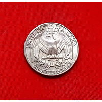 33-24 США, 25 центов 1979 г. (Р)