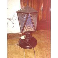 Настольная лампа,,Фанарь,,