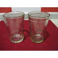 Советские гранёные стаканы