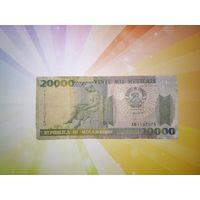 Мозамбик 20 000 метикал 1999г