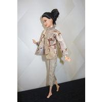 Одежда для Барби: куртка и брюки