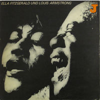 LP Ella Fitzgerald Und Louis Armstrong - Ella Und Louis (1980)