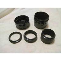 Кольца ФЭД М39 с футляром для объектива фотоаппарата
