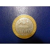 Чили 100 песо 2006 г.