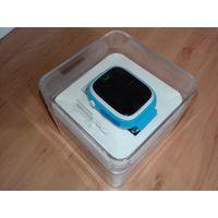 Умные детские часы с GPS и телефоном