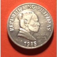 Филиппины 5 сентимо 1985
