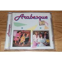 Arabesque - III / IV - CD