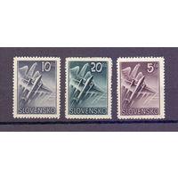 WW2 1940 Словакия Авиа