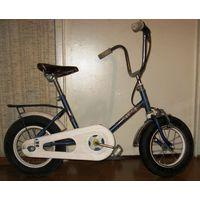 Велосипед двухколесный НЕМАН От 3 лет Колеса 12'' Стальная рама Ручной тормоз. Бонусы. Почти даром