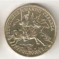 Польша 2 злотый 2010 История польской кавалерии - Легкая кавалерия гвардии Наполеона I