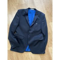 Пиджак мужской темно-темно синий