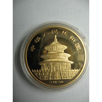 Монетовидный жетон сувенирная монета год Собаки