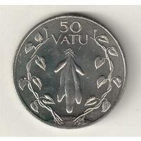 Вануату 50 вату 1999