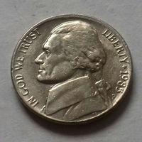 5 центов, США 1985 P
