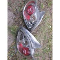 103691Щ Peugeot 206 XS фонари Sonar тюнинг