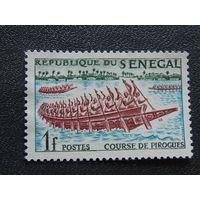 Сенегал. Спорт.