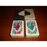 Игральные карты Пасьянсные Рококо, 1970 г.