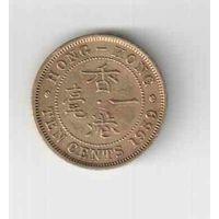 10 центов 1959 года Гонконга