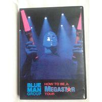 РАСПРОДАЖА DVD! BLUE MAN GROUP