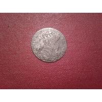 6 грошей 1757 года