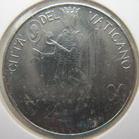 Ватикан 100 лир 1979 г. В холдере (gk)