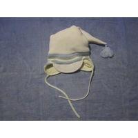 Шапочка флисовая Sterntaler для малыша, 4-5 мес. (ОГ 41)