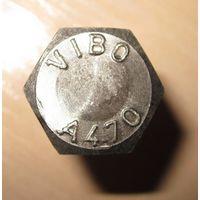 Болт М10 с шестигранной головкой нержавеющий A4-70/M10-20, резьба   метрическая
