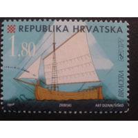 Хорватия 1998 стандарт, корабли