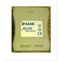 ADSL-сплиттер D-Link DSL-30CF
