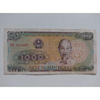 Вьетнам 1000 донгов 1988