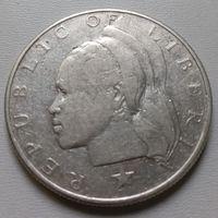 Либерия 50 центов 1960 г.