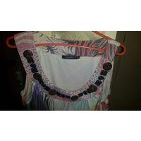 Женское летнее платье.44 размер.Фирма PASSPORT