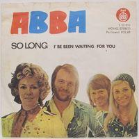 """ABBA - So Long (7"""")"""