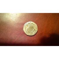20 пенсов 1994 год Великобритания (а)