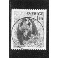 Швеция. Медведь