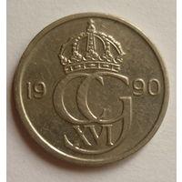Швеция 50 ORE 1990г.