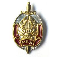 Серебрянный фрачник МВД РБ 2017